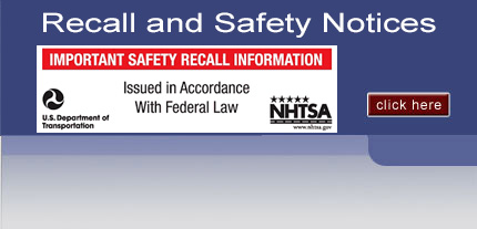 Recall and Safety Notices